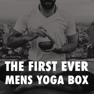 Yogi Surprise Men's Yoga Limited Edition Box Spoiler #2 & Coupon!