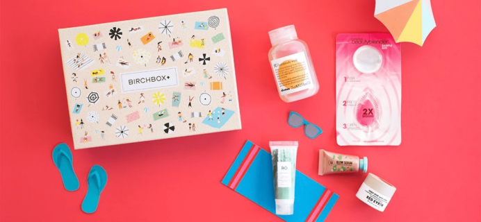 Birchbox June 2018 Spoilers & Coupon – Sample Choice and Curated Box