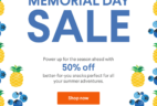 Naturebox Memorial Day Sale Coupon: Save 50% on First Order! EXTENDED!