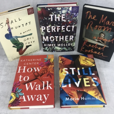 Book of the Month May 2018 Subscription Box Review + FREE Book Coupon