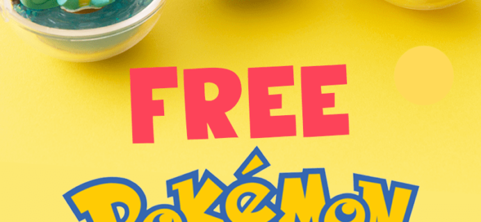 Yume Twins Coupons: Get Free Pokemon Terrarium!