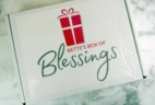 Bette's Box of Blessings Subscription Box April 2018 Review + Coupon