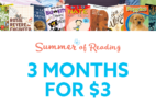 Epic! Kids Books Deal:  Get 3 Months For Only $3! ENDS TONIGHT!
