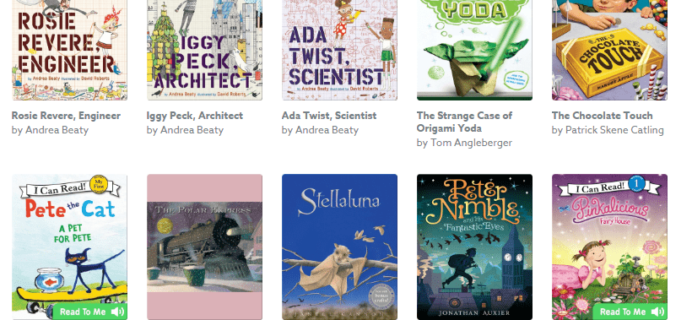 Epic! Kids Books – Amazing New Books Collection Added + Free Month Coupon!