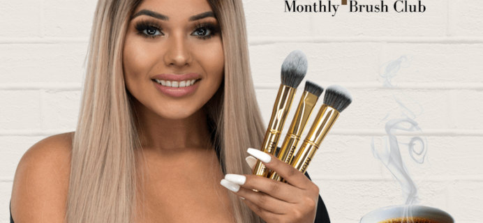MorpheMe June 2018 Brush Club Full Spoilers + Coupon!
