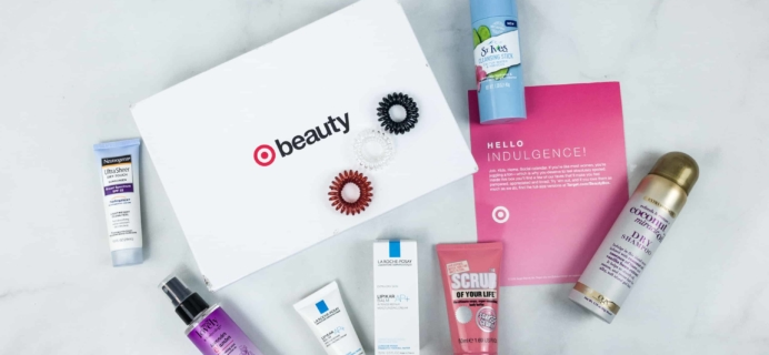 Target Beauty Box Review May 2018
