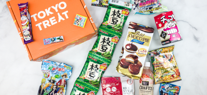 Tokyo Treat May 2018 Subscription Box Review + Coupon
