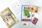 Little Passports World Edition Subscription Box Review + Coupon – EGYPT
