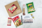 May 2018 Yummy Bazaar Subscription Box Review – Mini Box