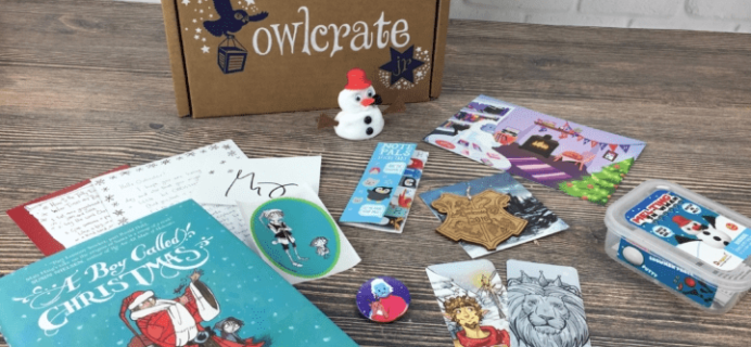 OwlCrate Jr. Summer Sale! 20% Off Subscriptions!