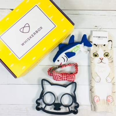 Whiskerbox May 2018 Subscription Box Review + Coupon