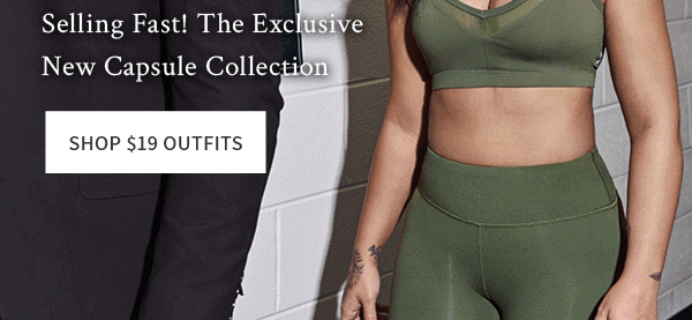Fabletics Sale: First Workout Outfit $19!