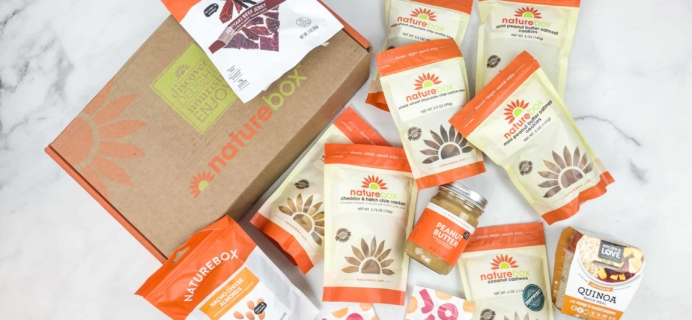 NatureBox Club Review & Coupon – May 2018