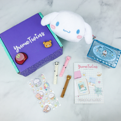 YumeTwins June 2018 Subscription Box Review + Coupon
