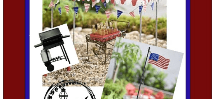 Fairy Garden Chest Memorial Day Sale: Get Up To 20% Off Subscriptions!