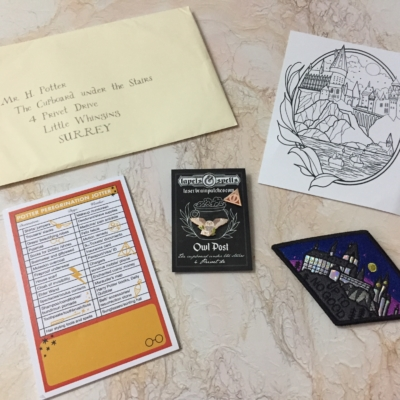 Laserbrain Patch Co May 2018 Subscription Box Review + Coupon