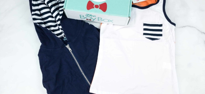 The Boy Box Clothing May 2018 Subscription Box Review