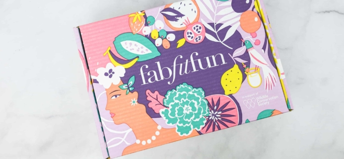 FabFitFun Summer 2018 Editor's Box Available Now + Full Spoilers + $10 Coupon!