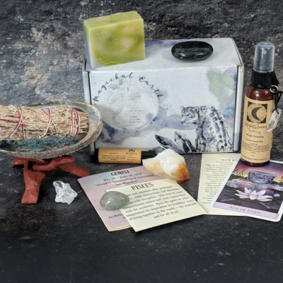 Magickal Earth Box Black Friday Deal: Save 25% for Black Friday!