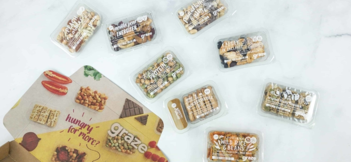 Graze Variety Box Review & Free Box Coupon – May 2018