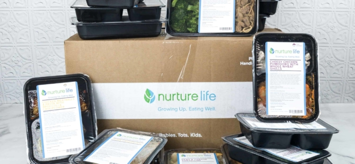Nurture Life May 2018 Subscription Box Review + Coupon – Kids Meal Box