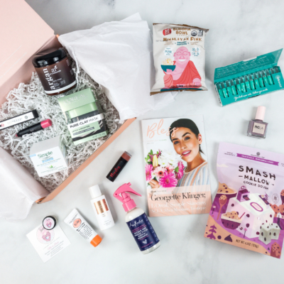 Bless Box May 2018 Subscription Box Review & Coupon