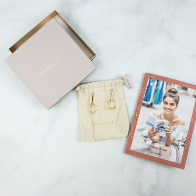 Emma & Chloe Subscription Box Review + Coupon – May 2018