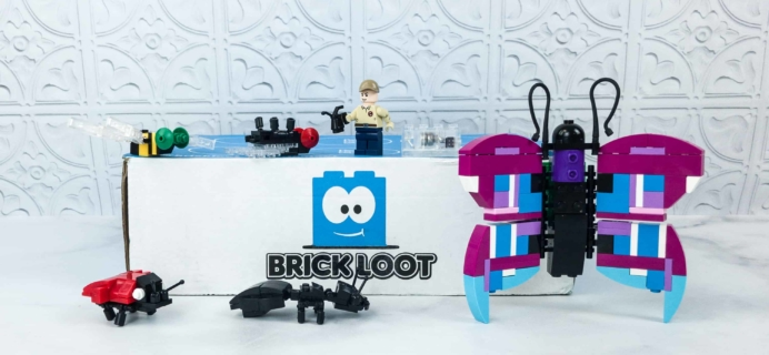 Brick Loot May 2018 Subscription Box Review & Coupon