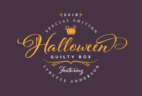 Quilty Box Lynette Anderson Special Halloween Box Available Now + Spoilers! LIMITED QUANTITIES LEFT!