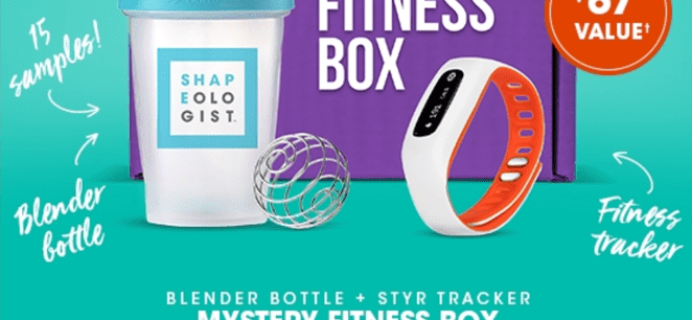 Bulu Box Mystery Fitness Box Now Available + Coupon!