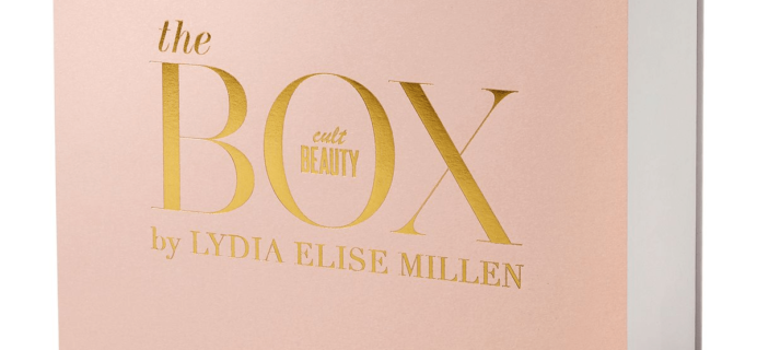 New Cult Beauty x Lydia Elise Millen Box Available Now + Full Spoilers!
