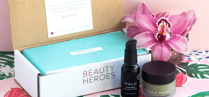 Beauty Heroes June 2018 Complete Spoilers!
