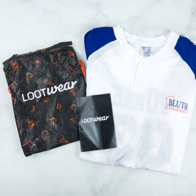 Loot Wearables Subscription by Loot Crate May 2018 Review & Coupon