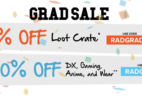 Loot Crate Coupon: Get 30% Off + 20% Off Select Other Crates!
