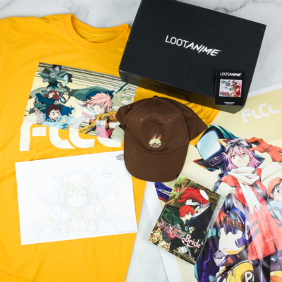 Loot Anime May 2018 Subscription Box Review & Coupons – ALTERNATE UNIVERSE