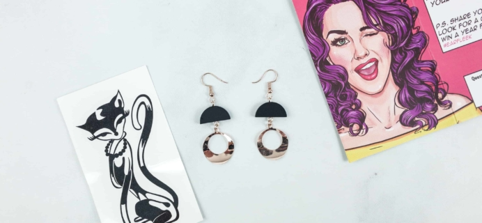 EarFleek Minimalist May 2018 Subscription Box Review + 50% Off Coupon