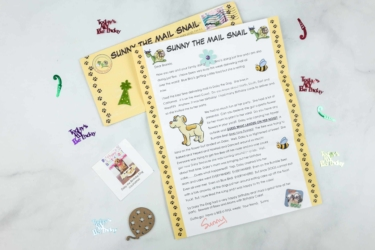 Sunny the Mail Snail Black Friday Deal: Save 50% Off Your First Month!