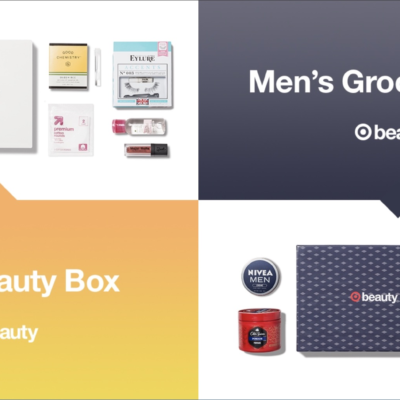 June 2018 Target Beauty Boxes Available Now!