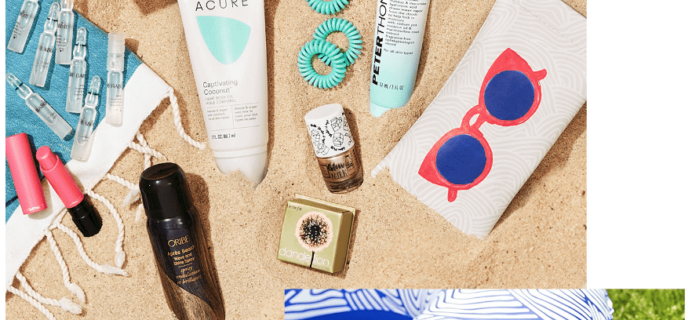 Birchbox Limited Edition Ready Set Summer Box Available Now + Coupon!