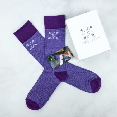 Southern Scholar Men's Sock Subscription Box Review & Coupon – June 2018