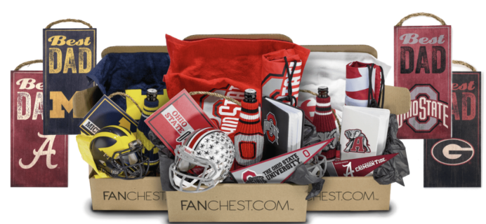 Fanchest College Dad Appreciation Day Coupon: Get 15% Off College Chests – TODAY ONLY!