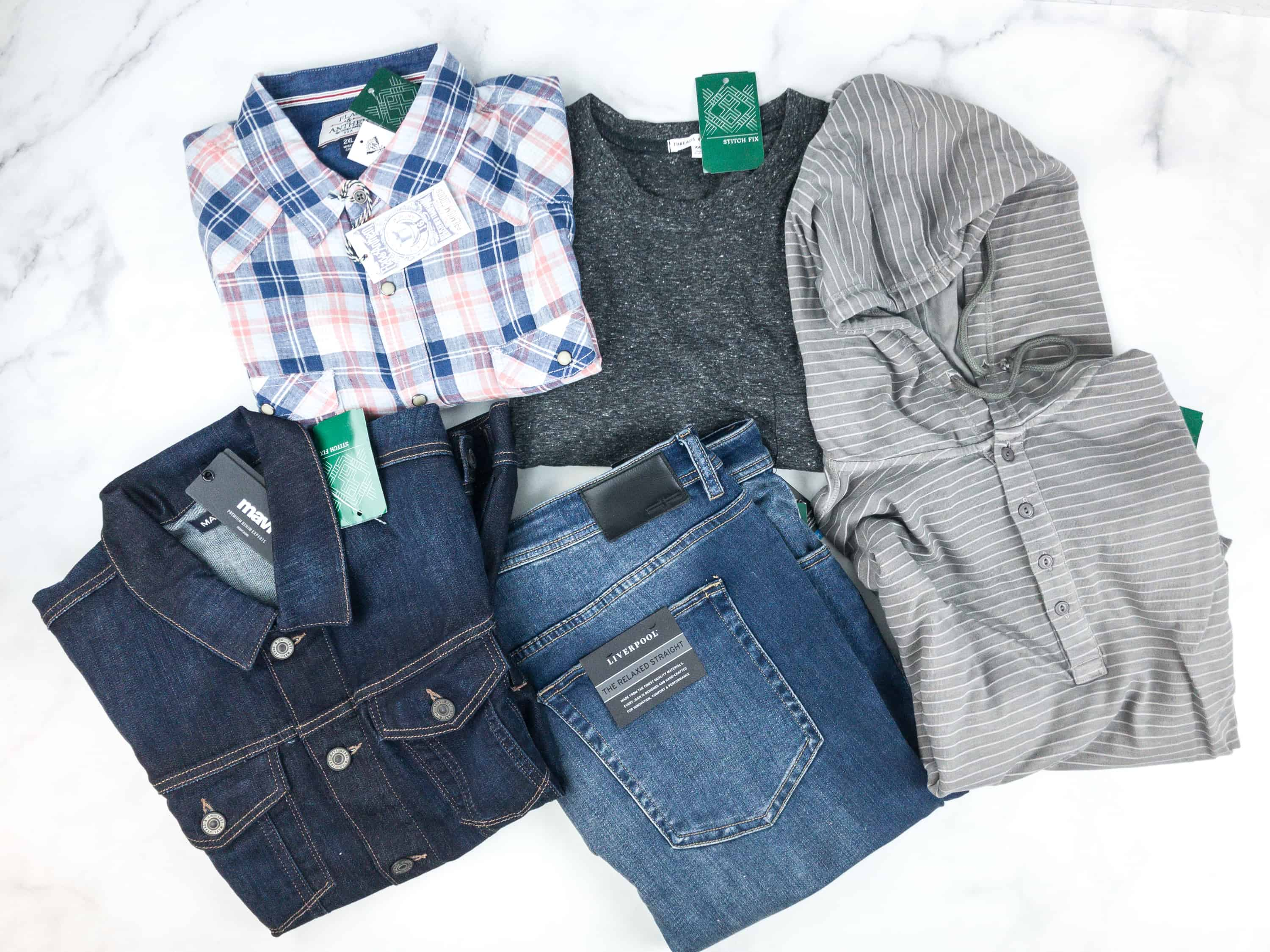 Stitch Fix Men June 2018 Review