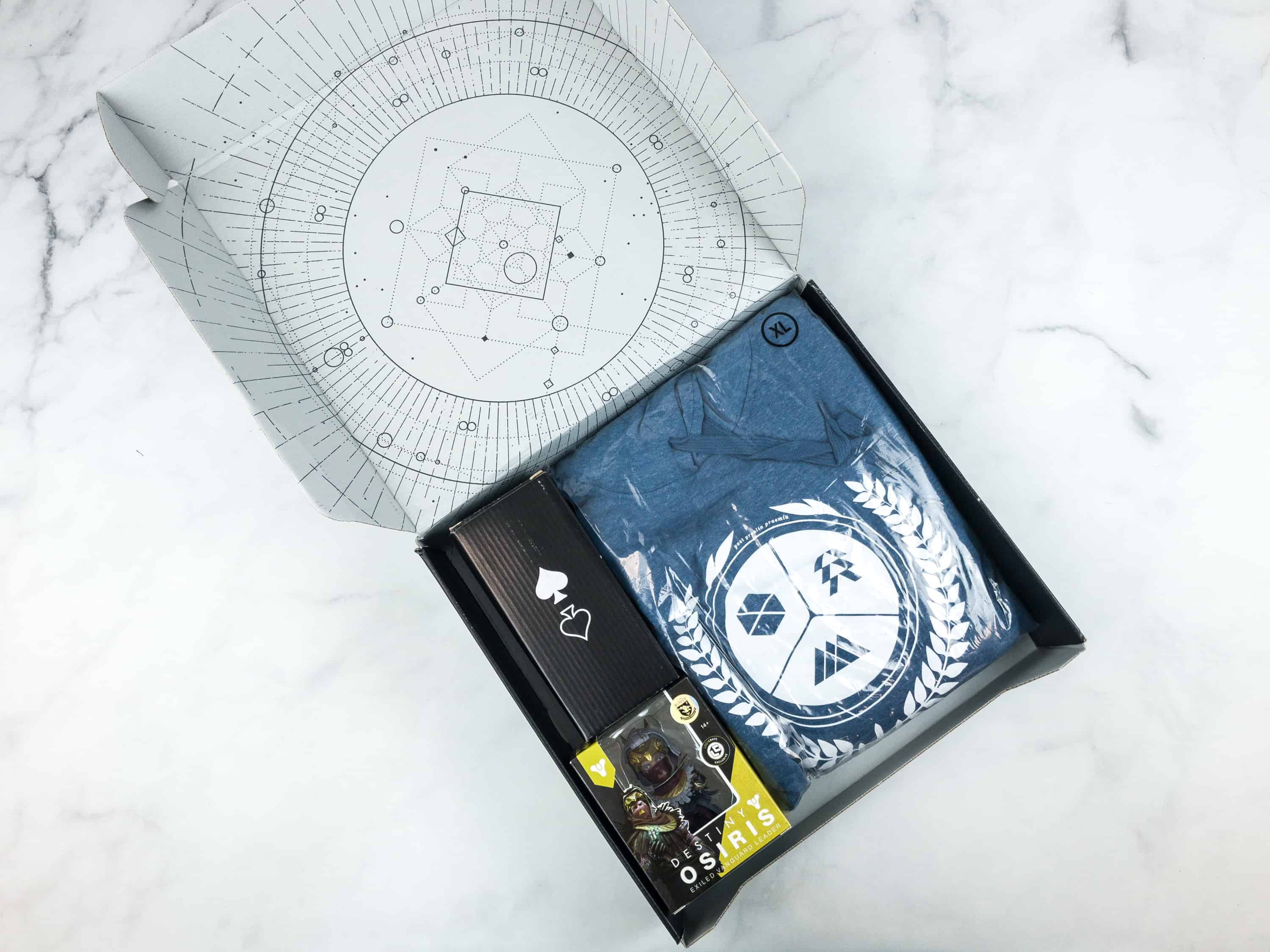 Loot Crate Destiny 2 Limited Edition Crate Review - hello