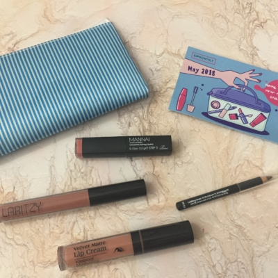 Lip Monthly May 2018 Subscription Box Review & Coupon