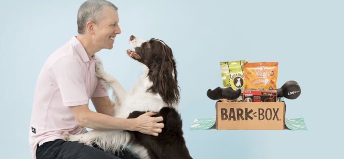 Barkbox Offer: Get The Custom Father's Day Gift Box!