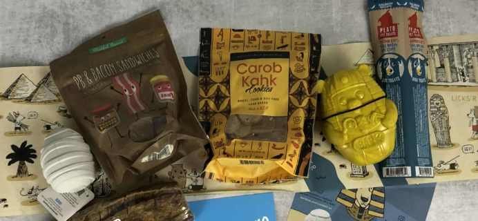Barkbox May 2018 Subscription Box Review – Super Chewer