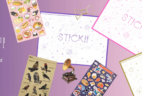 Stickii Sticker Subscription August 2019 Spoilers!