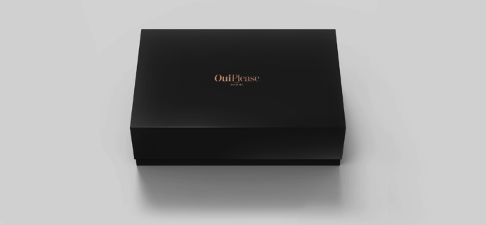 Oui Please Homme Limited Edition Father's Day Box Available Now + 40% Off Coupon!
