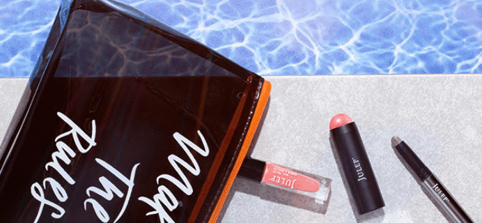Julep Gift With Purchase Code: Get FREE Makeup The Rules Brika Bag With $25+ Purchase!
