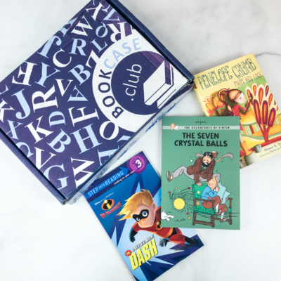 Kids BookCase Club June 2018 Subscription Box Review + 50% Off Coupon!